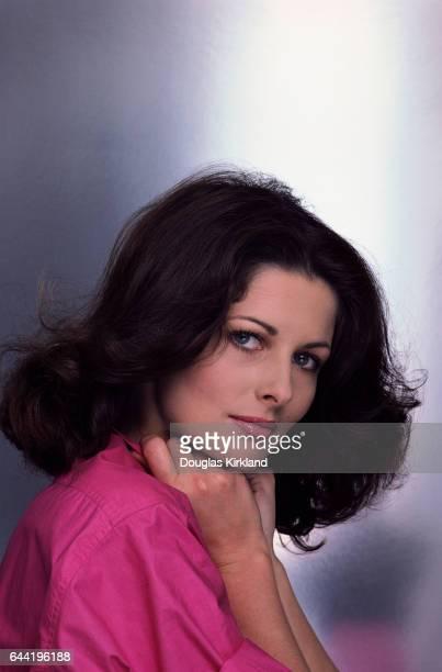 Actress Cristina Ferrare