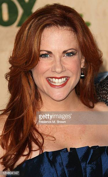 Actress Cristina Purcell attends The FOX FallEco Casino Party at The Bookbindery on September 12 2011 in Culver City California