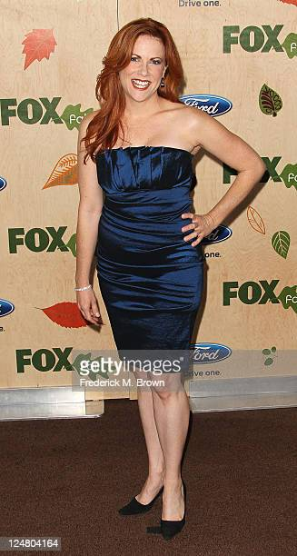 Actress Cristina Purcell attends The FOX Fall-Eco Casino Party at The Bookbindery on September 12, 2011 in Culver City, California.