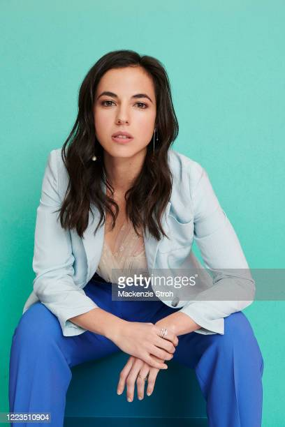 Actress Cristina Rodlo is photographed for Entertainment Weekly Magazine on February 27, 2020 at Savannah College of Art and Design in Savannah,...