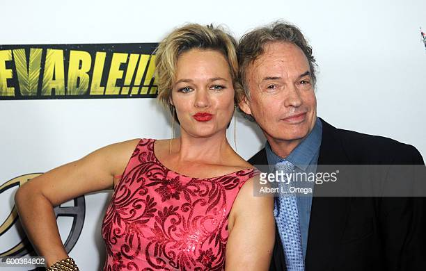 Actress Crystal Allen and actor Gary Graham arrive for the Premiere Of 'UNBELIEVABLE' held at TCL Chinese 6 Theatres on September 7 2016 in Hollywood...