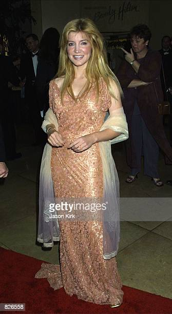 Actress Crystal Bernard arrives at the 21st Annual St Jude Hollywood Gala March 1 2001 in Beverly Hills CA