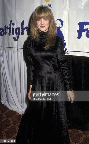 Actress Crystal Bernard attends the 10th Annual Starlight Foundation Benefit Gala on March 14 1992 at the Century Plaza Hotel in Century City...