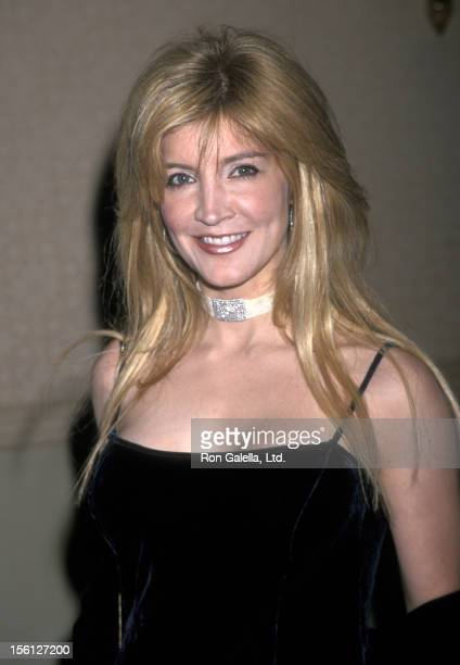 Actress Crystal Bernard attends the 12th Annual Golden Laurel Awards on March 3 2001 at the Century Plaza Hotel in Century City California