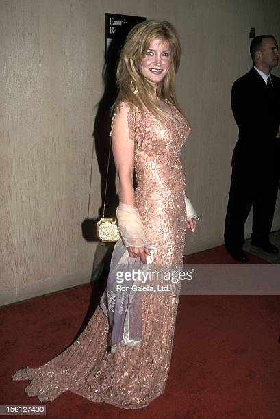 Actress Crystal Bernard attends the 21st Annual St Jude Hollywood Gala on March 1 2001 at the Beverly Hilton Hotel in Beverly Hills California