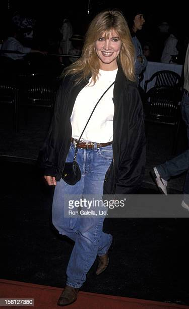 Actress Crystal Bernard attends the 'Grand Opening of Country Star Restaurant' on August 21 1994 at Universal Studios in Universal City California