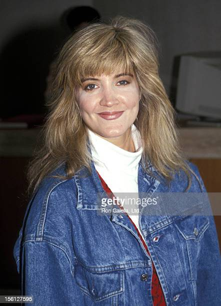 Actress Crystal Bernard attends the 'NBC Summer Press Tour' on July 27 1991 at the Universal Hilton Hotel in Universal City California