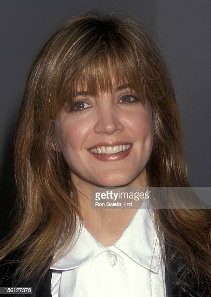 Actress Crystal Bernard attends the 'Revlon/UCLA Womens Cancer Research Center Sneaker Benefit Auction' on September 13 1992 at The Broadway in...