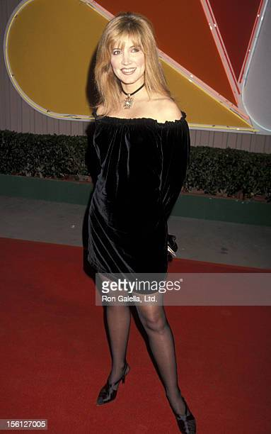 Actress Crystal Bernard attends the 'Taping of the Golden Globes 50th Anniversary' on November 20 1993 at NBC Studios Stage 9 in Burbank California