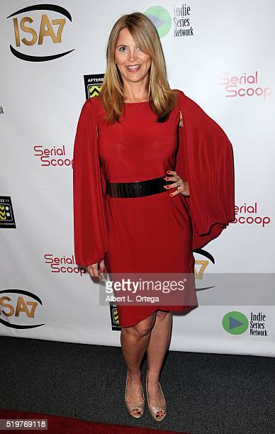 Actress Crystal Carson at the 7th Annual Indie Series Awards held at El Portal Theatre on April 6 2016 in North Hollywood California