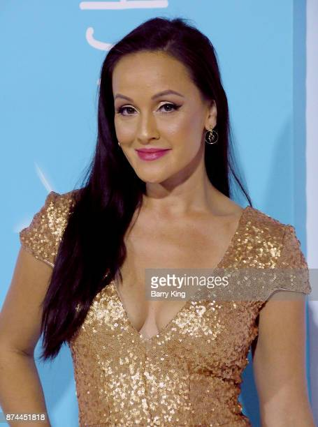 Actress Crystal Lowe attends the premiere of Lionsgates's' 'Wonder' at Regency Village Theatre on November 14 2017 in Westwood California
