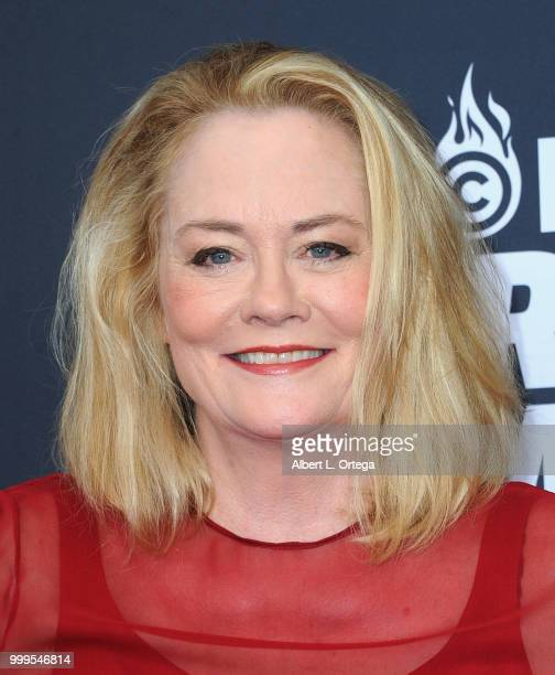 Actress Cybill Shepherd arrives for the Comedy Central Roast Of Bruce Willis held at Hollywood Palladium on July 14 2018 in Los Angeles California
