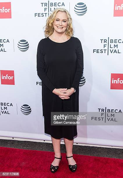 Actress Cybill Shepherd attends 'Taxi Driver' 40th Anniversary Celebration during 2016 Tribeca Film Festival at The Beacon Theatre on April 21 2016...
