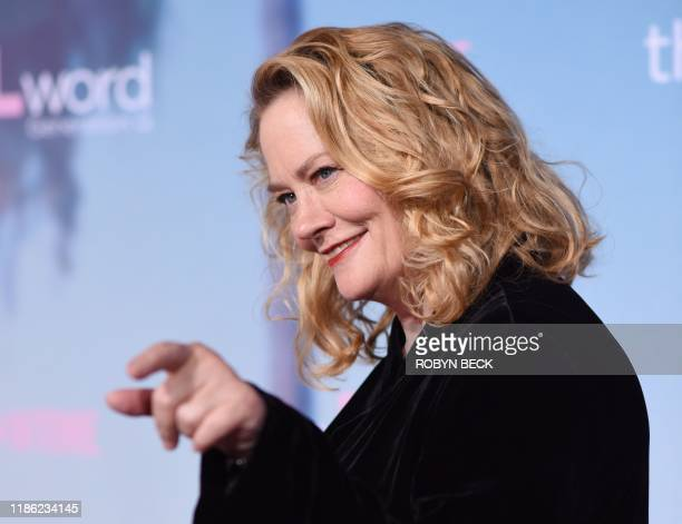 Actress Cybill Shepherd attends the red carpet premiere for Showtime's new drama series The L Word Generation Q on December 2 2019 at the Regal...