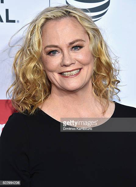 Actress Cybill Shepherd attends the 'Taxi Driver' 40th Anniversary Celebration during the 2016 Tribeca Film Festival at The Beacon Theatre on April...