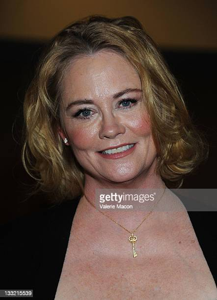 Actress Cybill Shepherd attends the The Academy Of Motion Picture Arts And Sciences' Presents The Definitive Director's Cut Of The Last Picture Show...