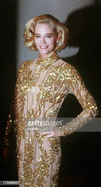 Actress Cybill Shepherd circa 1991