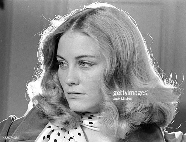 Actress Cybill Shepherd photographed in May 1974 just prior to the release of 'Daisy Miller'
