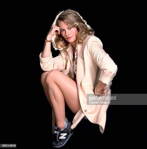Actress Cybill Shepherd