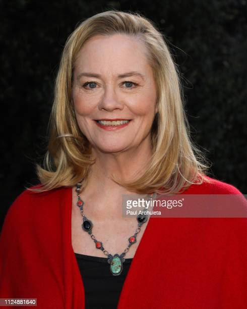 Actress Cybill Shepherd visits Hallmark's Home Family at Universal Studios Hollywood on January 25 2019 in Universal City California