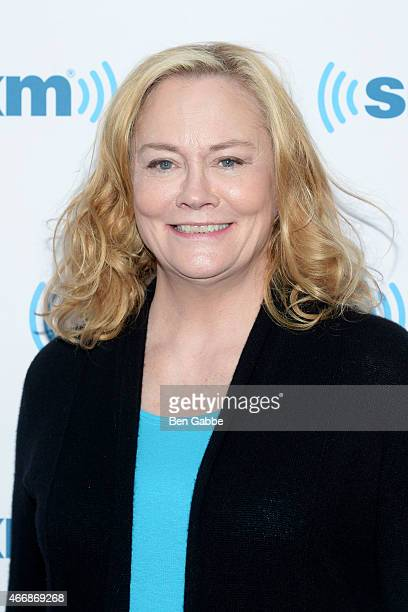 Actress Cybill Shepherd visits SiriusXM Studios on March 19 2015 in New York City