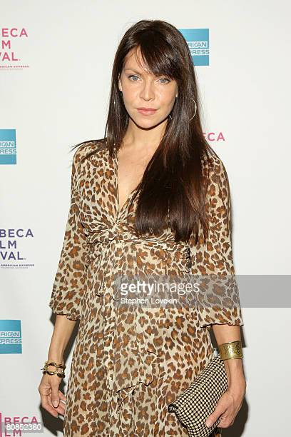 Actress Cyia Batten attends the premiere of Killer Movie during the 2008 Tribeca Film Festival on April 24 2008 in New York City