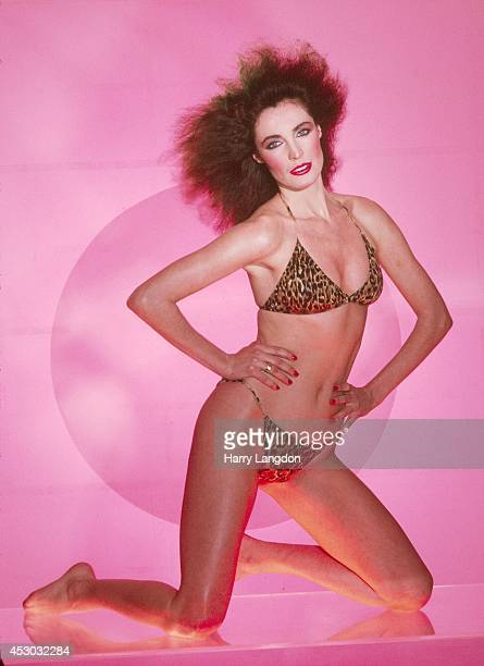 Actress Cyntha Sikes poses for a portrait in 1981 in Los Angeles California