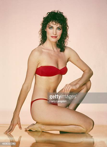 Actress Cyntha Sikes poses for a portrait in 1982 in Los Angeles California