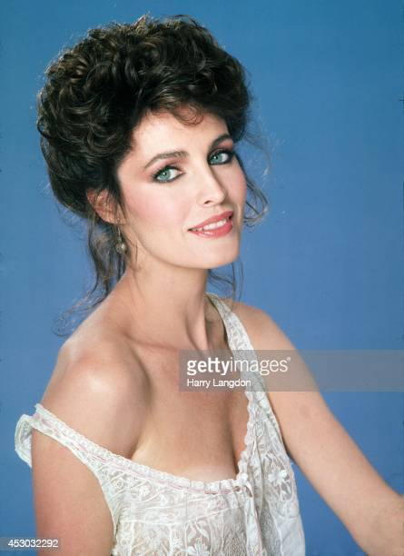 Actress Cyntha Sikes poses for a portrait in 1983 in Los Angeles California
