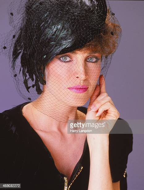 Actress Cyntha Sikes poses for a portrait in 1990 in Los Angeles California