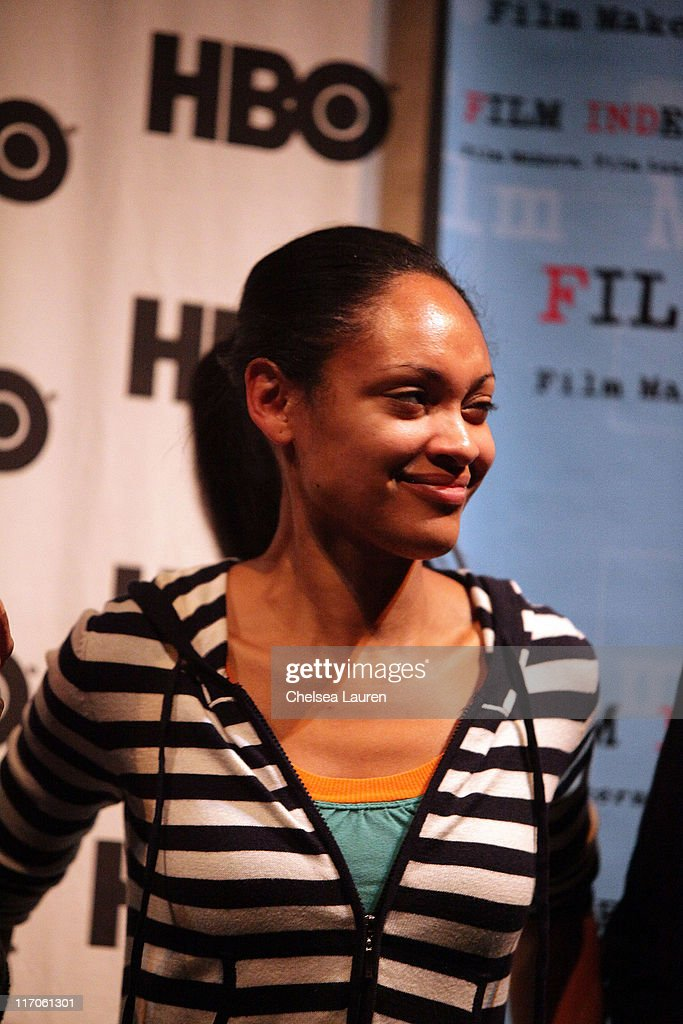 Actress Cynthia Addai-Robinson attends the Film Independent screening of 'Mississippi Damned' at National Center For The Preservation Of Democracy on March 18, 2010 in Los Angeles, California.