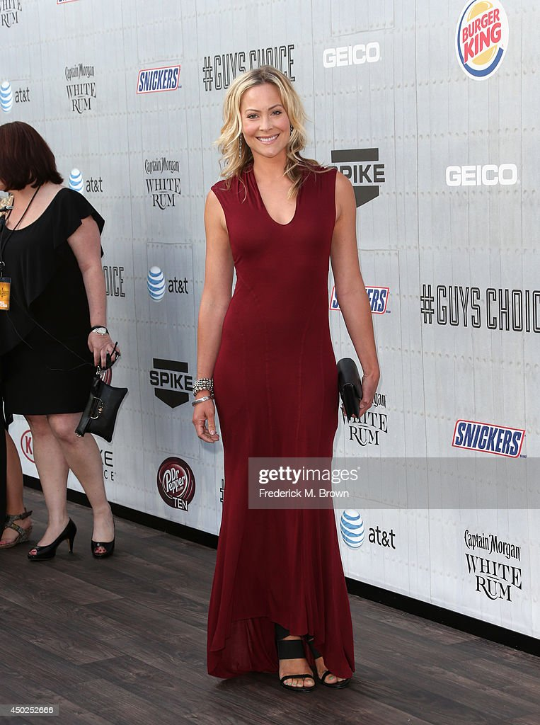 Actress Cynthia Daniel attends Spike TV's 'Guys Choice 2014' at Sony Pictures Studios on June 7, 2014 in Culver City, California.