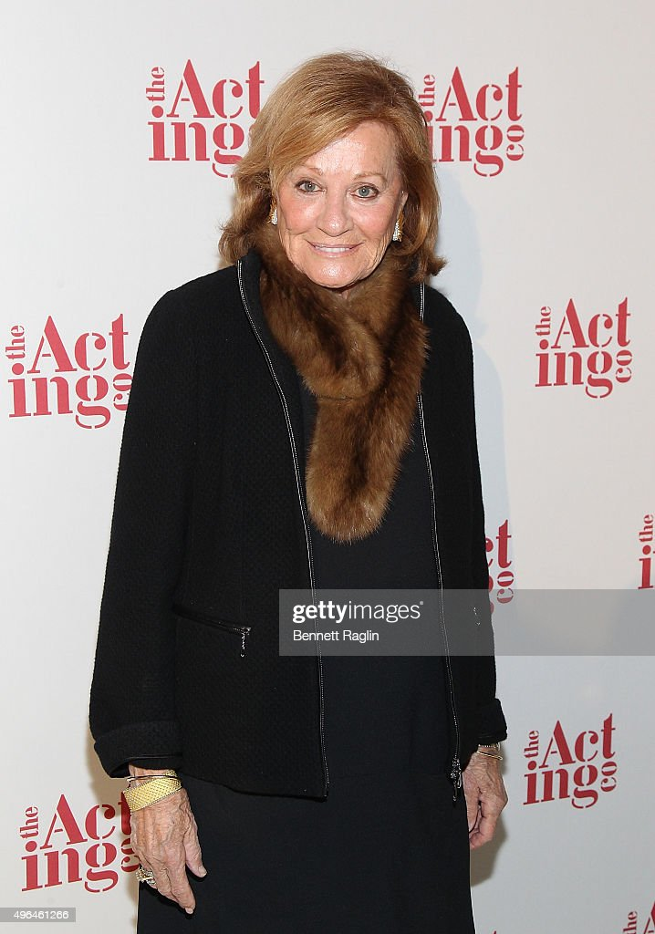 Actress Cynthia Harris attends the 2015 Acting Company Fall Gala at Capitale on November 9, 2015 in New York City.
