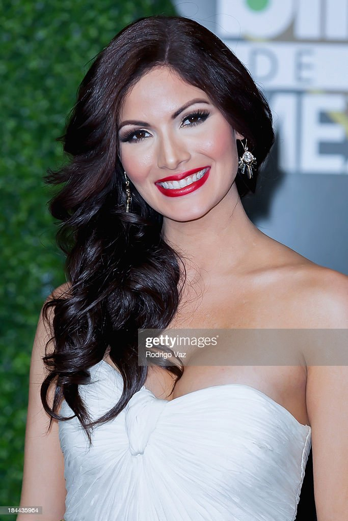 Actress Cynthia Olavarria attends the 2013 Billboard Mexican Music Awards Press Room at Dolby Theatre on October 9, 2013 in Hollywood, California.