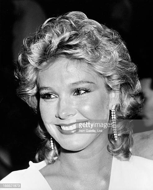 Actress Cynthia Rhodes attends the premiere of Stayin Alive on July 11 1983 at Mann Chinese Theater in Hollywood California
