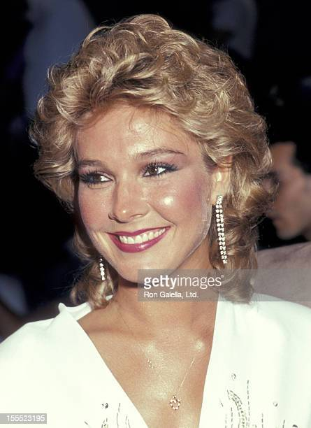 Actress Cynthia Rhodes attends the Staying Alive Hollywood Premiere on July 11 1983 at Mann's Chinese Theatre in Hollywood California