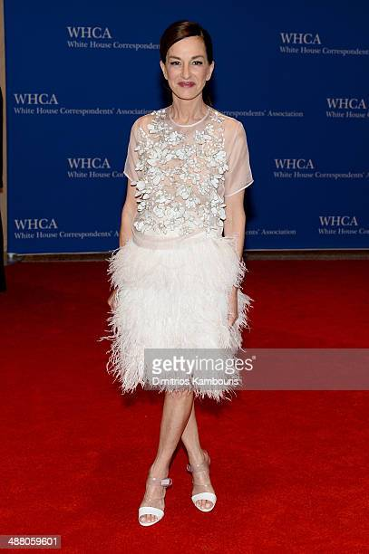 Actress Cynthia Rowley attends the 100th Annual White House Correspondents' Association Dinner at the Washington Hilton on May 3 2014 in Washington DC