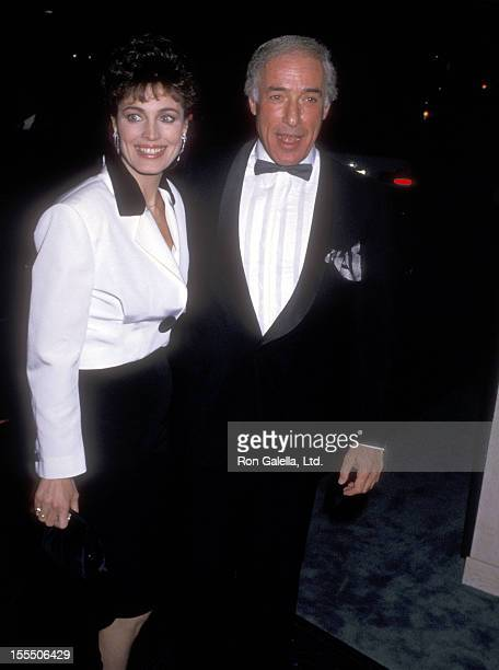Actress Cynthia Sikes and director Bud Yorkin attend the 16th Annual American Film Institute Lifetime Achievement Award Salute to Jack Lemmon on...