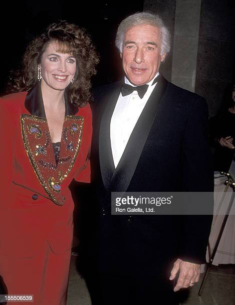 Actress Cynthia Sikes and director Bud Yorkin attend the 18th Annual American Film Institute Lifetime Achievement Award Salute to Sir David Lean on...