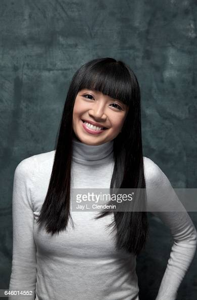 Actress Cynthy Wu From The Film Before I Fall Is Photographed At News Photo Getty Images