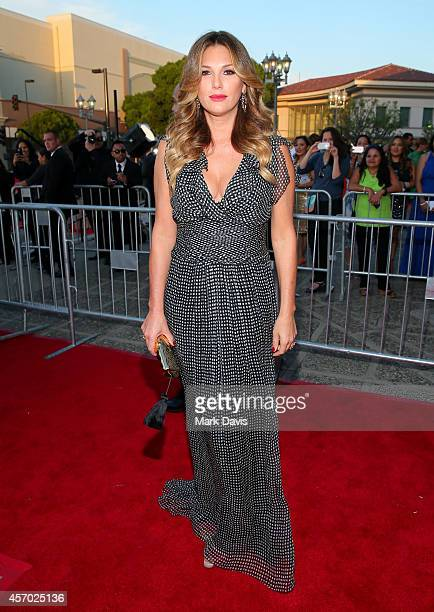 Actress Daisy Fuentes attends the 2014 NCLR ALMA Awards at the Pasadena Civic Auditorium on October 10 2014 in Pasadena California