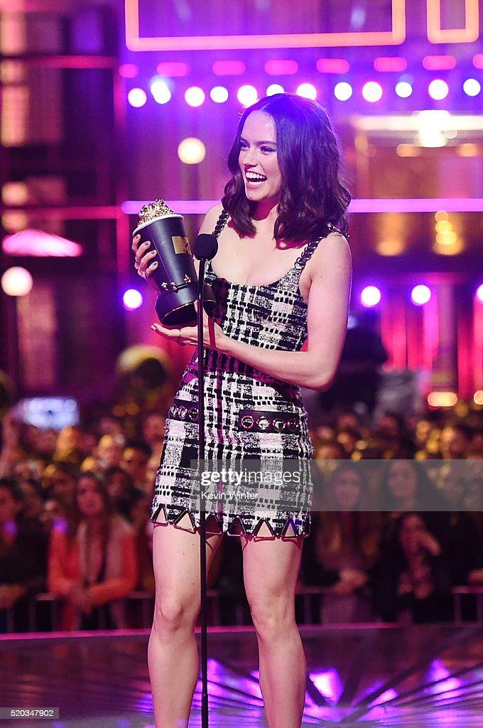 2016 MTV Movie Awards - Show : News Photo