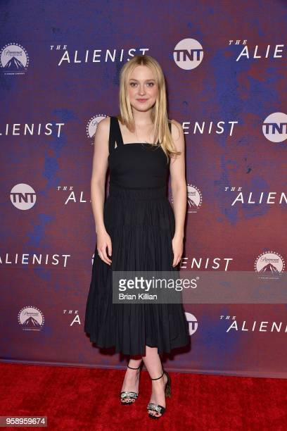 """Actress Dakota Fanning attends the Emmy For Your Consideration - """"The Alienist"""" at 92nd Street Y on May 15, 2018 in New York City."""