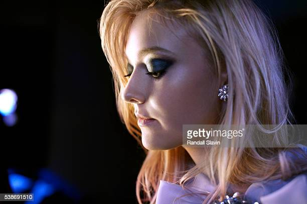 Actress Dakota Fanning is photographed for C Magazine on February 14 2012 in New York City