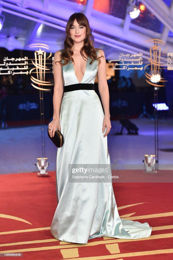 17th Marrakech International Film Festival : Day Nine : News Photo