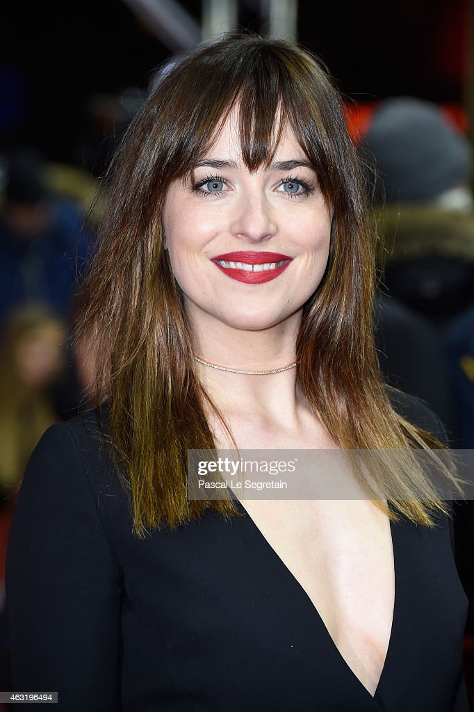 'Fifty Shades of Grey' Premiere - 65th Berlinale International Film Festival : News Photo