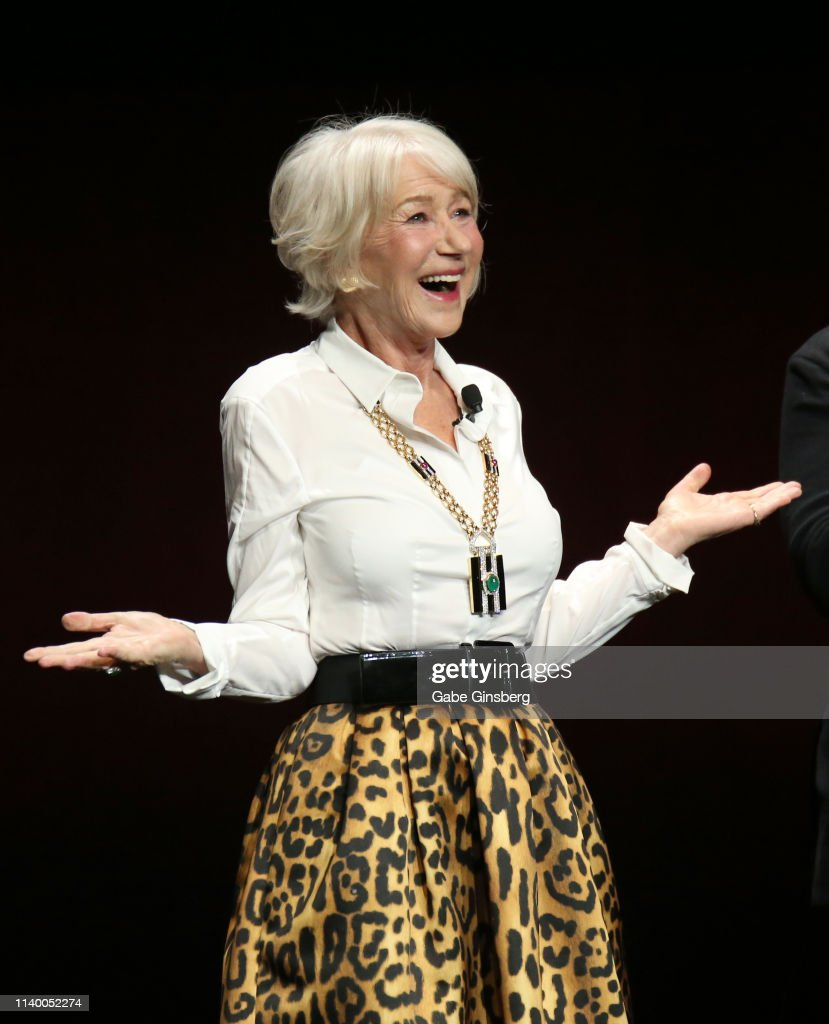 "2019 CinemaCon - Warner Bros. Pictures ""The Big Picture"" Exclusive Presentation : News Photo"