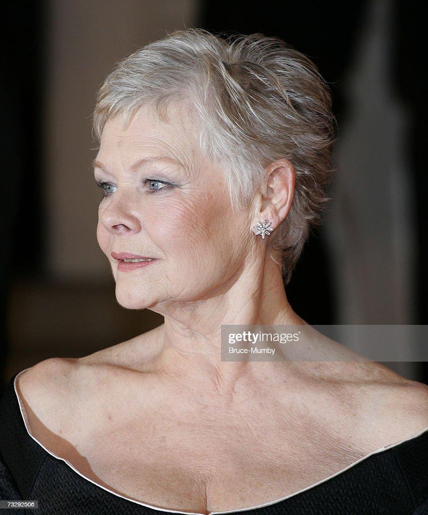 Dame Judi Dench Turns 75