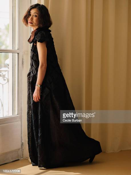 Actress Dan Liu is photographed for Self Assignment, on May 2018 in Cannes, France. . .