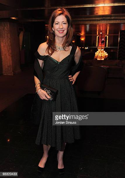 COVERAGE*** Actress Dana Delaney attends 'A Diamond Is Forever and Vanity Fair Host An Evening with Felicity Huffman at' Cicada on November 22 2009...